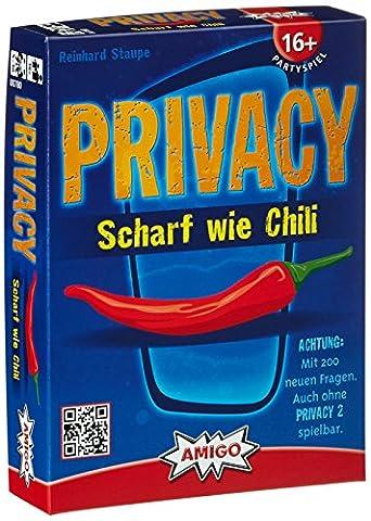 Amigo 00780 - Privacy - Scharf wie Chili,