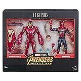 Marvel Legends - Iron Man Mark 50 y Iron Spider (Hasbro E6341E48)