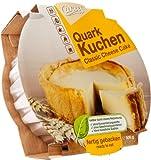 Cakees Klassischer Quark Kuchen, fertig gebacken, 2er Pack (2 x 500 g)