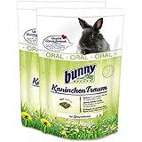2 x 4 kg Bunny Nature Kaninchen Traum Kräuter / herbs Futter für Zwergkaninchen