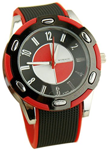 Sport Armbanduhr Quarz Analog Watch, XXL Format