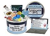 Survival Kit In A Can - Kit di sopravvivenza San ValentinoDivertente idea regalo per lui.Fidanzato,...