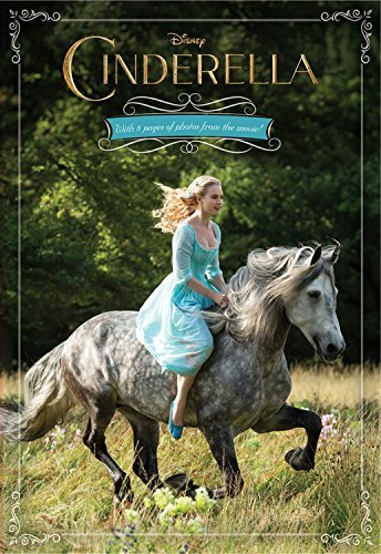 Cinderella Junior Novel (Junior Novelization) by Elizabeth Rudnick (2015-01-27)