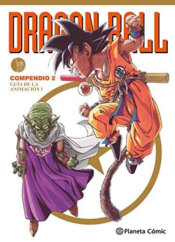 Dragon Ball Compendio nº 02/04: Guía de la animación I por Akira Toriyama