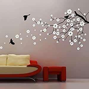 Creatick Studio 'Wall Stickers For Bedroom Kitchen' Wall Covering Area Size : (21 X 25 INCH)