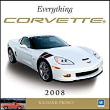 Everything Corvette 2008 Calendar