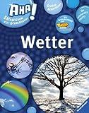 Wetter (AHA! Sachwissen für Grundschüler) - Martina Gorgas