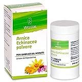 Weleda Arnica Echinacea polvere per l'ombelico del neonato 20 gr