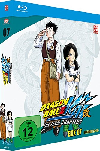 Dragonball Z Kai - Box 7 [Blu-ray]