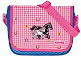 Scouty Umhänger Wildpferde Kindergartentasche
