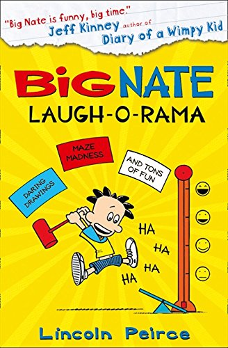 Big Nate: Laugh-O-Rama (Big Nate) por Lincoln Peirce