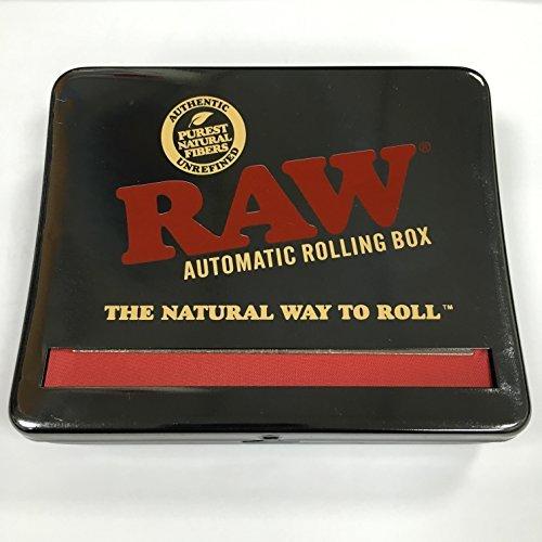 ROH Automatisch Ausrollen Kiste - King Size