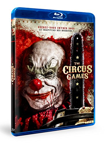 Image de THE CIRCUS GAMES [Blu-ray]
