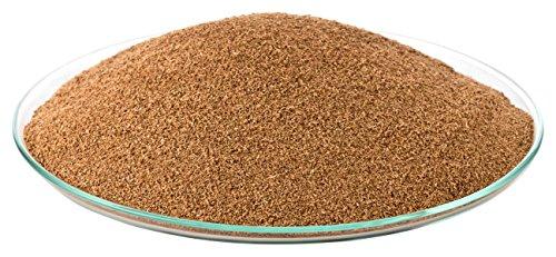 Preisvergleich Produktbild 1 Liter Korkmehl / Korkpulver / Korkstaub (sehr fein) (Cork Dust, Pop Up Boilie)