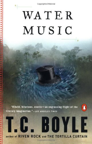 Water Music (Penguin Contemporary American Fiction Series)