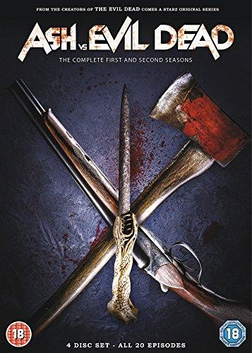 Ash Vs Evil Dead: Seasons 1-2 [DVD]