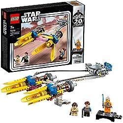 LEGO Star Wars TM Sguscio di Anakin, Edizione 20esimo Anniversario