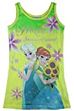 Mädchen Sommer Tshirt, Top,Trägershirt ,die Eiskönigin Anna & Elsa 100% Baumwolle