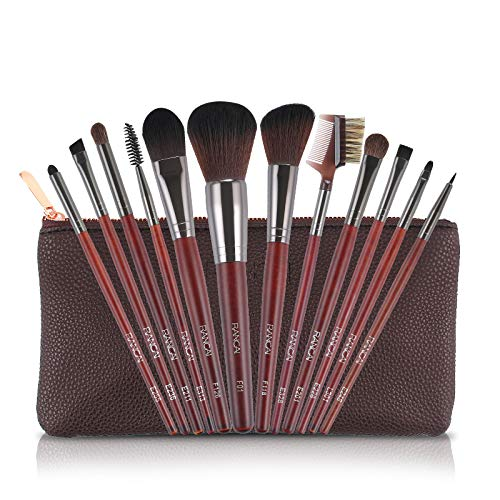 DAMENGXIANG Makeup Brush Set Brush Eye Shadow Brush Powder Brush Eye Makeup Tool Halo Dye Brush Eyebrow Brush Professional Makeup Brush.