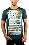 GreyBooze Graphics Printed Pure Cotton H...