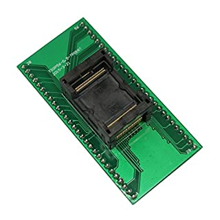 Wholesale ANDK TSOP56 Opentop Programming Socket 0.5 IC Test Socket Flash Burn in Socket Adapter High Quality Eletronic