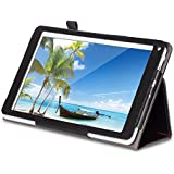 PRESTO 10 pouces Tablette tactile + Housse Case (IPS, Quad Core, 16GB, GPS, HDMI, Bluetooth, Google Android 5.1, 5M Camera)