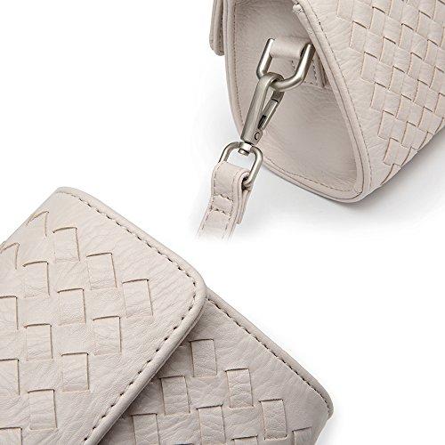 Young & Ming - Donna Borse Handbag in pell extension la maglia Borse a tracolla Borse a Mano borsa a spalla Conoscere