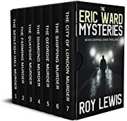 THE ERIC WARD MYSTERIES seven gripping crime thriller box set (English Edition)