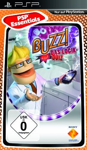 Buzz! Das Logik - Quiz [Essentials] - [Sony PSP]