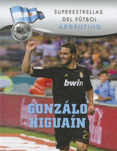 Gonzalo Higuain (Superstars of Soccer)