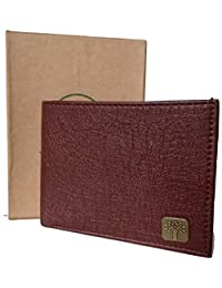 Woodland Brown Men's leather Wallet
