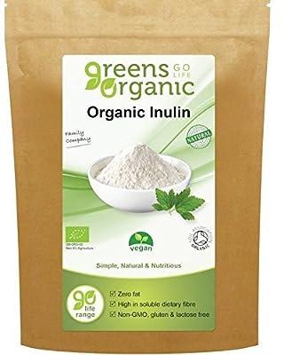 Greens Organic- Organic Inulin - Vegan 250g