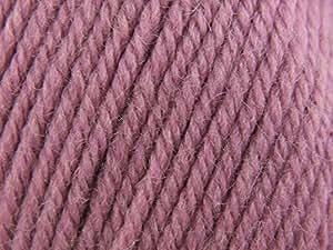 King Cole Merino Blend DK Knitting Wool/Yarn Old Rose 841 - per 50g ball