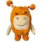 Oddbods Large 30cm Plush Soft Cuddly Toy Newt Bubbles Pogo Zee Jeff Fuse Slick (Orange) …