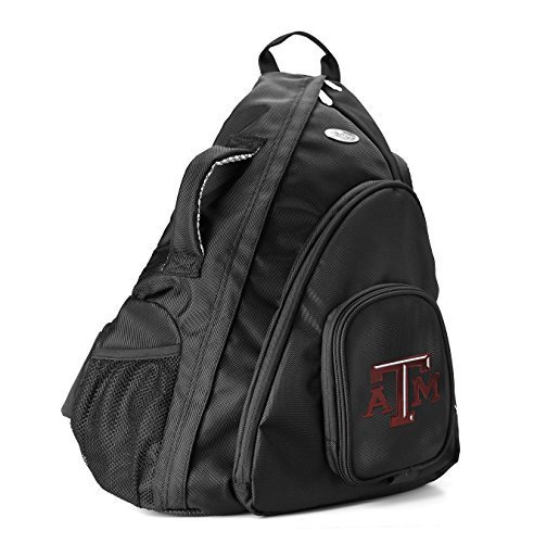 ncaa-texas-am-aggies-travel-sling-backpack-19-inch-black-by-denco