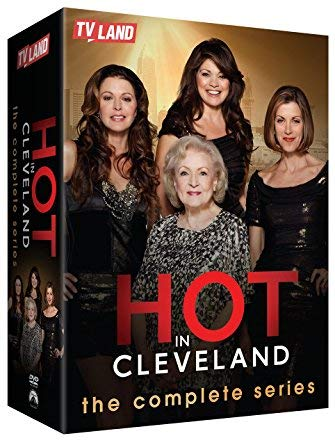 HOT IN CLEVELAND: THE COMPLETE SERIES - HOT IN CLEVELAND: THE COMPLETE SERIES (17 DVD)