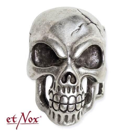 etNox Gürtelschnalle''Skull'' (UG4002)