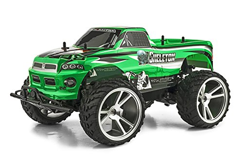 ParkRacers - Coche Skeleton Monster (Ninco NH93057)