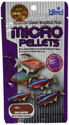 Preisvergleich Produktbild Hikari Usa Inc AHK21108 tropische Micropellets 1.58-Unze