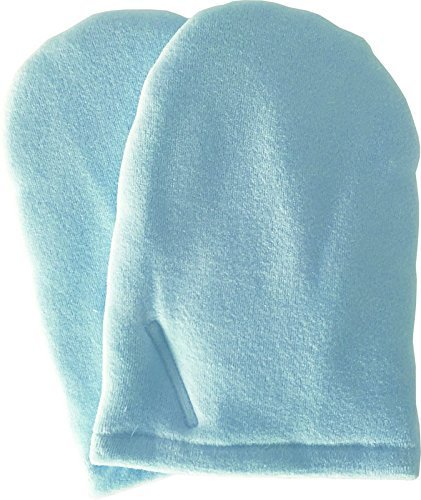 Efalock F, rottehandschuhe, blau, 1er Pack (1 x 2 Stück)
