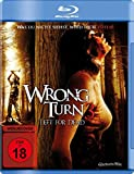 Wrong Turn 3 - Left for Dead [Blu-ray]