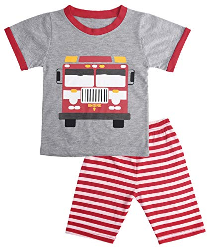CM-Kid Boys Pyjamas Car Nightwea...