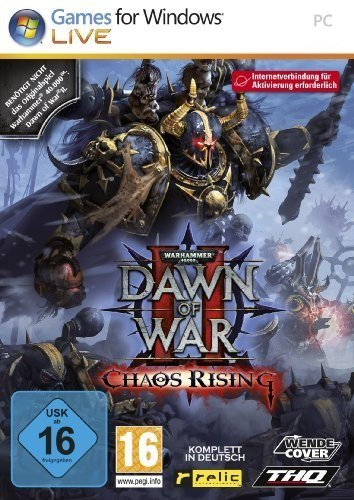 Warhammer 40K: Dawn of War II - Chaos Rising [PC Steam Code]