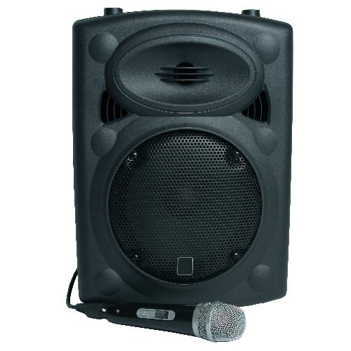 200w-bingo-caller-portable-pa-with-microphone