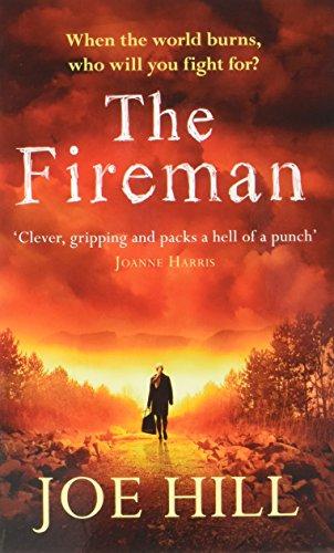 The fireman por Joe Hill