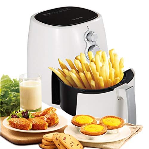 Elektrische Fritteuse Große Kapazität Keine Dämpfe Automatisches Abnehmen mit niedrigem Fettgehalt Smart Fries Machine