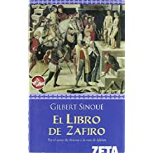 EL LIBRO DE ZAFIRO (BEST SELLER ZETA BOLSILLO) de Gilbert Sinoue (13 sep 2006) Tapa blanda