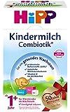 HiPP Kindermilch Combiotik ab 1 Jahr, 4er Pack (4 x 600 g)
