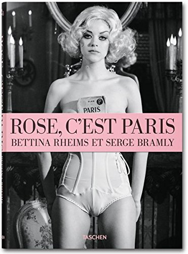 Rose c'est Paris par Bettina Rheims
