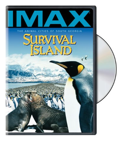 Survival Island DVD *The Animal Cities of South Georgia*